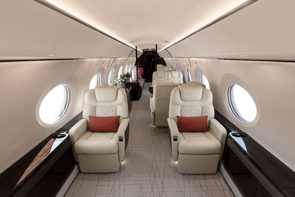 طائرة Gulfstream G600